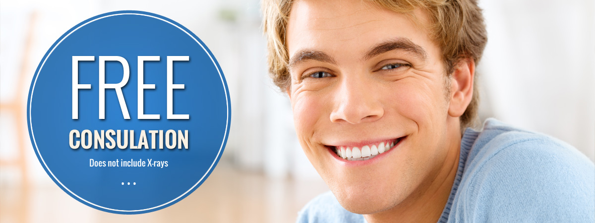 Get your Free Dental Consultation at Smiles on Clark, Santa Maria and Orcutt